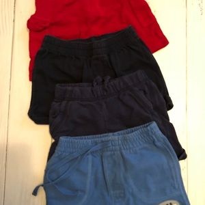 Other - BOYS 4PC 12MO SHORTS LOT